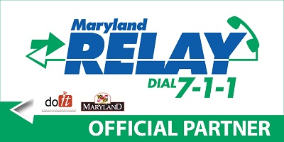 Maryland Relay logo